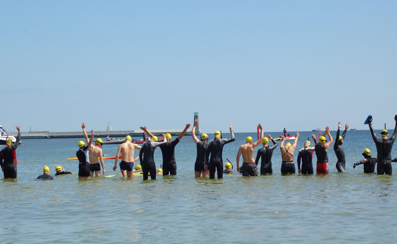 Puchar Prezydenta Miasta Gdyni w Długodystansowym Pływaniu w Płetwach