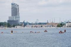 VII Mistrzostwa Gdyni-Gdyńska Mila Nurkowa 27.06.2015