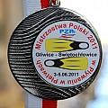 Udany start młodych zawodników w Mistrzostwach Polski w pływaniu w płetwach – Gliwice 2011