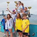 wyniki VIII MP PTTK – VIII Mistrzostwa Gdyni w pływaniu w płetwach GDYNIA 26.06.2016